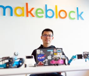 Makeblock - Chinese company in the Netherlands